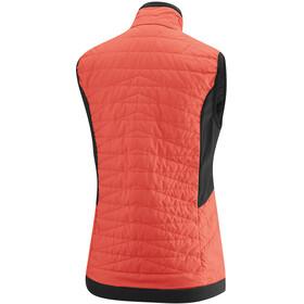Gonso Glandonna Primaloft Vest Women fiery coral